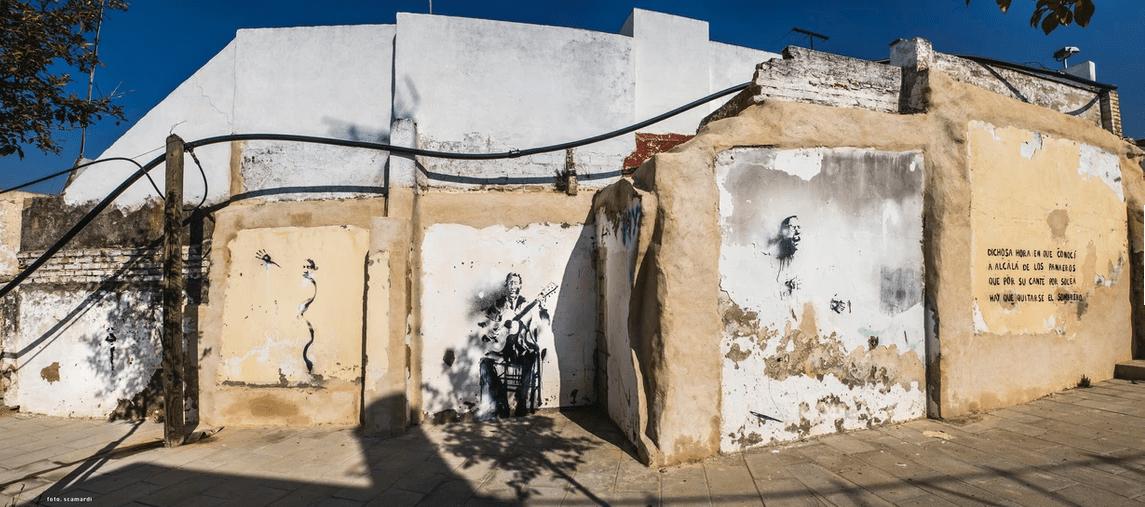 Que Hablen Los Muros Alcala Barrio San Miguel